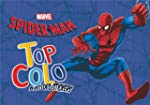 Spiderman, top colo : Avec des stickers