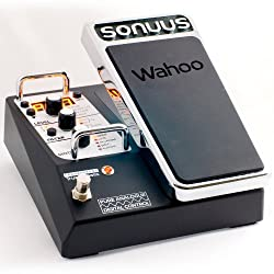 Sonuus Wahoo Ultimate Analogue Wah/Filter Pedal from Sonuus