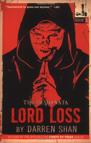 The Demonata #1: Lord Loss