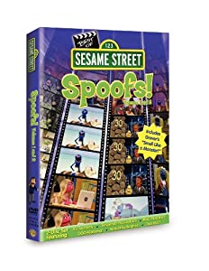 Sesame Street: The Best of Sesame Spoofs Vol. 1 & Vol. 2