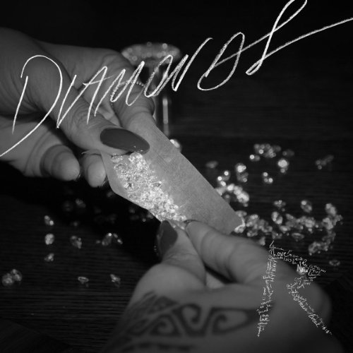 Rihanna - Diamonds (Remix) [feat. Kanye West] - Single - Zortam Music