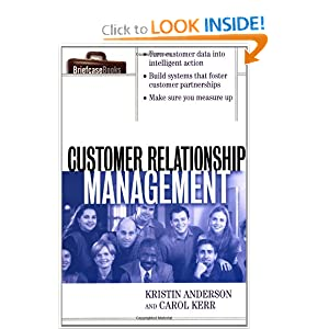 Buy Customer Relationship Management Kristin L. Anderson