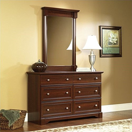 sauder-palladia-dresser-select-cherry-finish