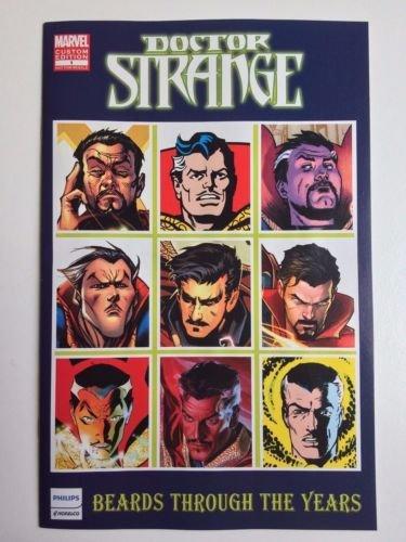 2016 SDCC Comic Con Exclusive DOCTOR STRANGE Marvel Custom Edition #1 Comic Book