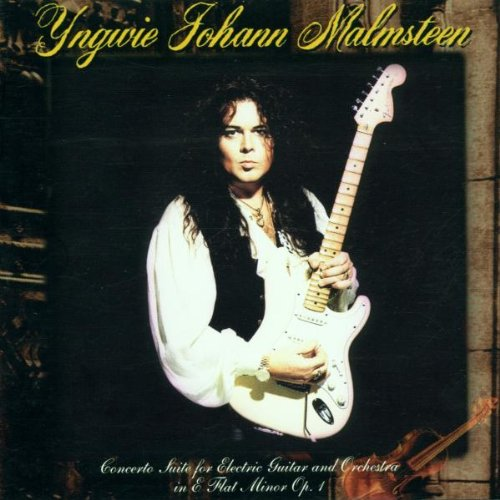 YNGWIE MALMSTEEN - Concerto Suite for Electric Guitar and Orchestra - Zortam Music
