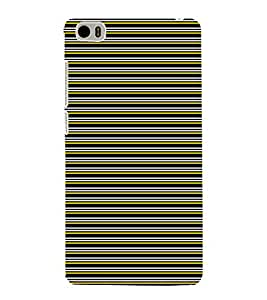 EPICCASE colored lines Mobile Back Case Cover For Xiaomi Mi5 (Designer Case)