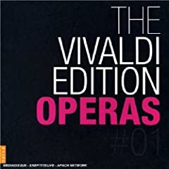 Vivaldi Edition Operas Vol. 1