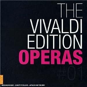 V 1: Vivaldi Edition Operas