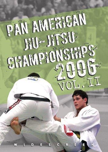 Pan-American Jiu-jitsu Championships 2006 Vol II by Roger Gracie