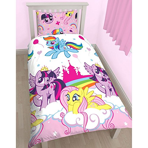 my-little-pony-equestria-rotary-print-duvet-set-polyester-multi-colour-single