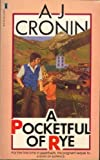 A Pocketful of Rye (0450390101) by Cronin, A. J.
