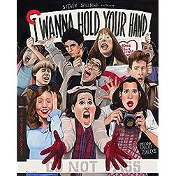 I Wanna Hold Your Hand [Blu-ray]
