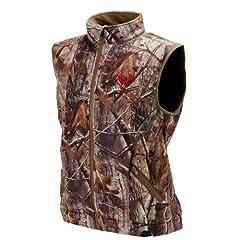 Badlands Mens Kinetic Fleece Vest by Badlands
