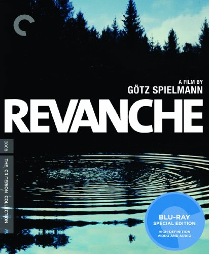 Cover art for  Revanche (The Criterion Collection) [Blu-ray]