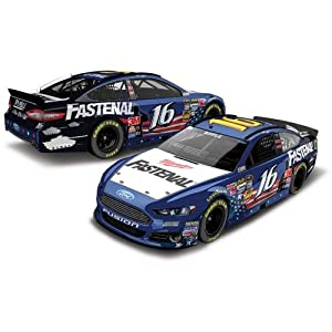 NASCAR 2013 Greg Biffle #16 Fastenal Heroes Hired Here an American Salute 1 24... by ActionRacingCollectibles