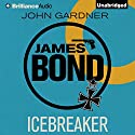 Icebreaker Audiobook by John Gardner Narrated by Simon Vance