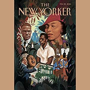 The New Yorker, February 22nd 2016 (Nicholas Schmidle, William Finnegan, Anthony Lane) Periodical