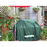 BARBECUE COVERS LARGE HEAVY DUTY QUALITY WATERPROOF MATERIAL SECURE FITTING