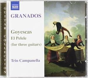 Goyescas für Drei Gitarren
