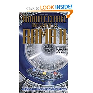 Rama II: The Sequel to Rendezvous with Rama by Arthur C. Clarke and Gentry Lee