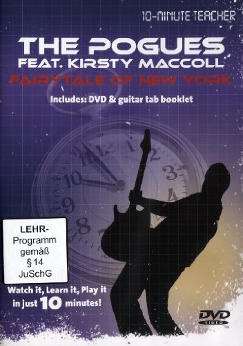 Ten Minute Teacher - Fairytale Of New York - The Pogues And Kirsty MacColl [DVD]