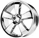 Wheel Replicas V1150 SRT 20X9 +20MM CHROME 5X115mm 71.6MM BORE