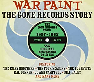 War Paint - The Gone Records Story