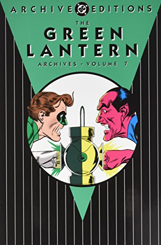 Green Lantern Archives HC Vol 07 (Archive Editions)