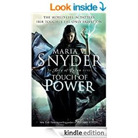 Touch of Power (An Avry of Kazan novel - Book 1)