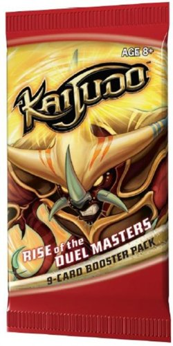 Kaijudo: Rise of the Duel Masters: Booster Pack