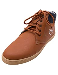 FBT Men's 10280 Tan Casual Shoes