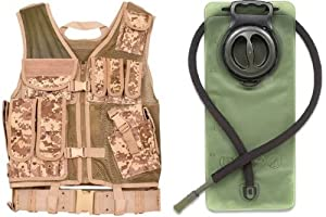 GMG-Global Military Gear Desert Digital Camo Camouflage Lightweight Edition Tactical... by GMG-Global Military Gear