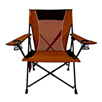 Kijaro Dual Lock Folding Chair (Victoria Desert Orange)