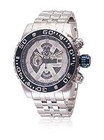 Gevril Reloj con movimiento cuarzo suizo Man Octopus 48 mm