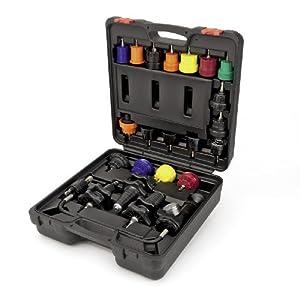 Alltrade 940427 Kit 70 Cooling System Pressure Tool Set from Alltrade Tools