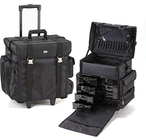 seya-195-inch-soft-nylon-professional-artist-rolling-wheeled-trolley-makeup-train-case-cosmetic-orga