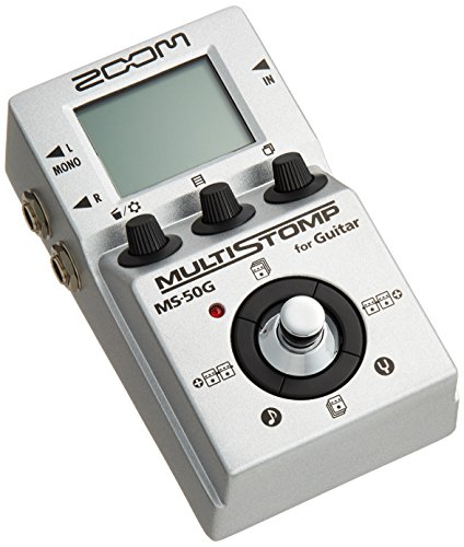 Guitar Pedal Japanese Voice : zoom multi stomp ms 50g multi effects guitar pedal japan new 884354010980 ebay ~ Hamham.info Haus und Dekorationen