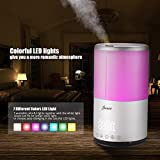 Seneo 3.0L Ultrasonic Cool Mist Humidifiers with Sensor Control, Auto Swing for Whole Home and Office