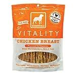 Dogswell Vitality Jerky Treats - Chic...