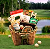 Putters Principles Deluxe Golf Gift Basket