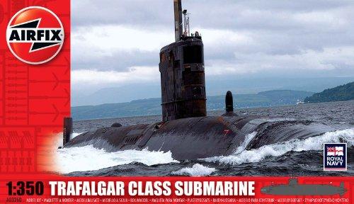 Airfix A03260 1:350 Scale Trafalgar Class Submarine