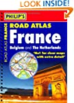 Philip's Road Atlas France: Belgium &...