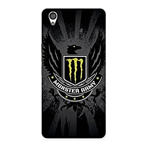 Army M Multicolor Back Case Cover for OnePlus X
