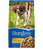 Burgess Rich in British Chicken Adult Dog Food 2.5 kg pack of 2