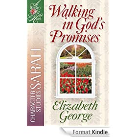 Walking in God's Promises (A Woman After God's Own Heart) (English Edition)