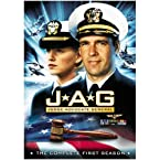 JAG: The Complete First Season DVD Set
