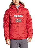 Geographical Norway Abrigo Bolide (Rojo)