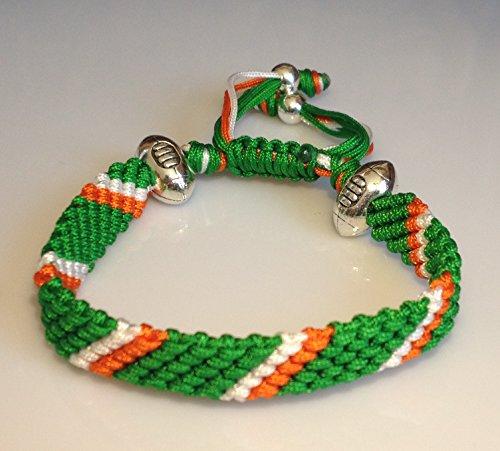 hecho-a-mano-rugby-cuerda-pulseras-ireland