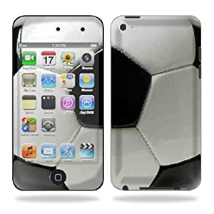 MightySkins Protective Vinyl Skin Decal Cover for iPod Touch 4G 4th Generation Sticker Skins - Soccer