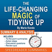 the life changing magic of tidying up by marie kondo the japanese art of decluttering and. Black Bedroom Furniture Sets. Home Design Ideas